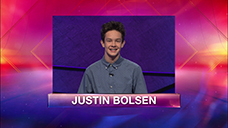 [Jeopardy! 2019 Teen Tournament - Justin Bolton]