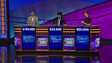 [Jeopardy! 2019 Teen Tournament - Finals special image]