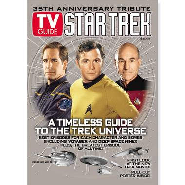 TV Guide 35th Anniversary covers: Special #1